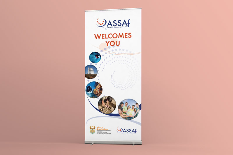 Msomi Africa Roll Up Banner