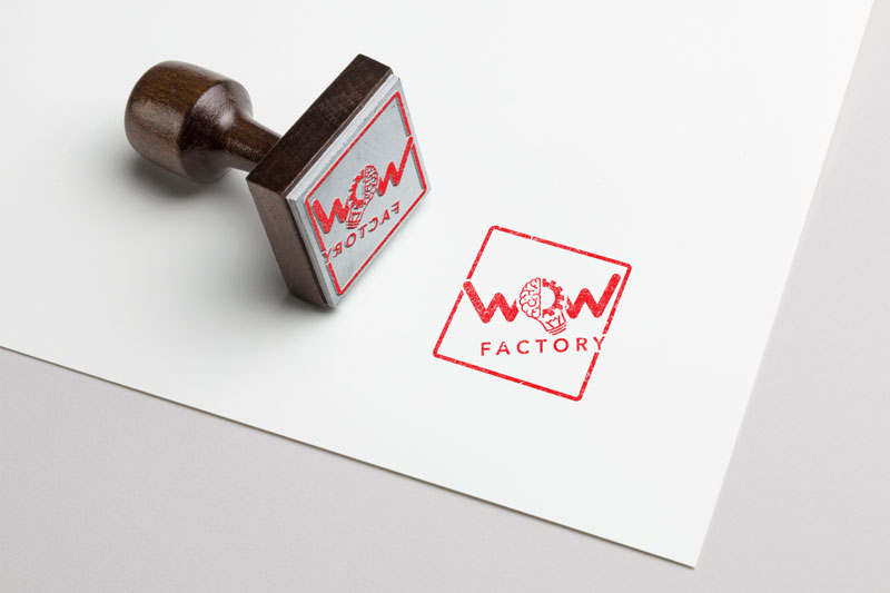 Msomi Africa Rubber Stamp